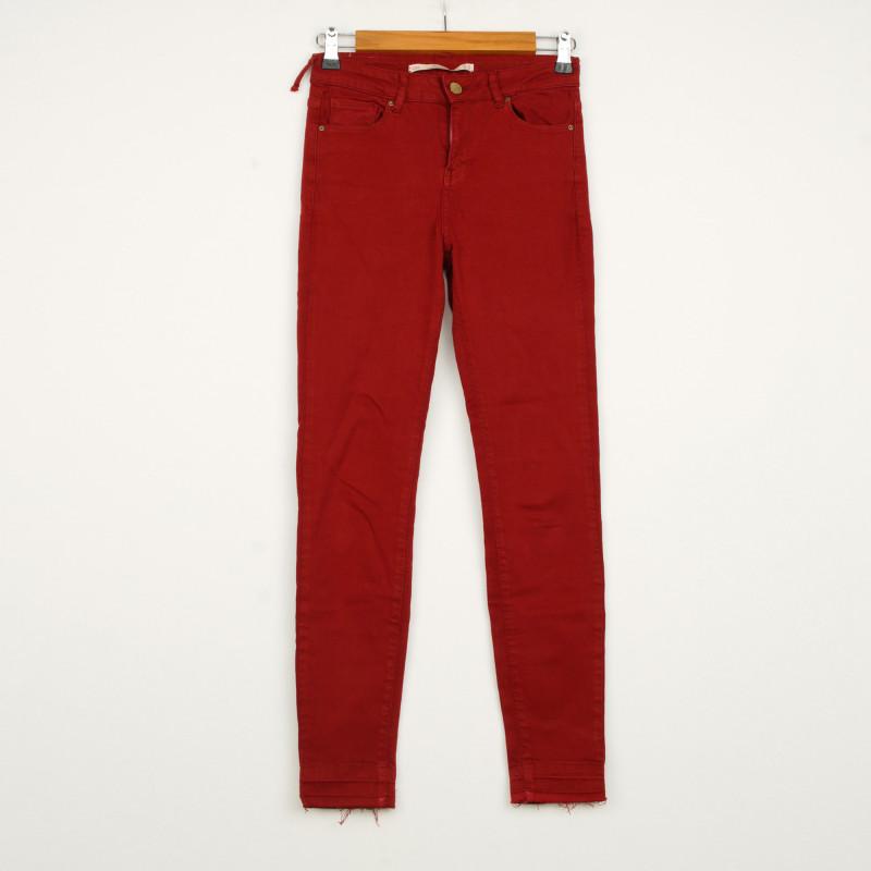 Pantalon slim 36 ZARA