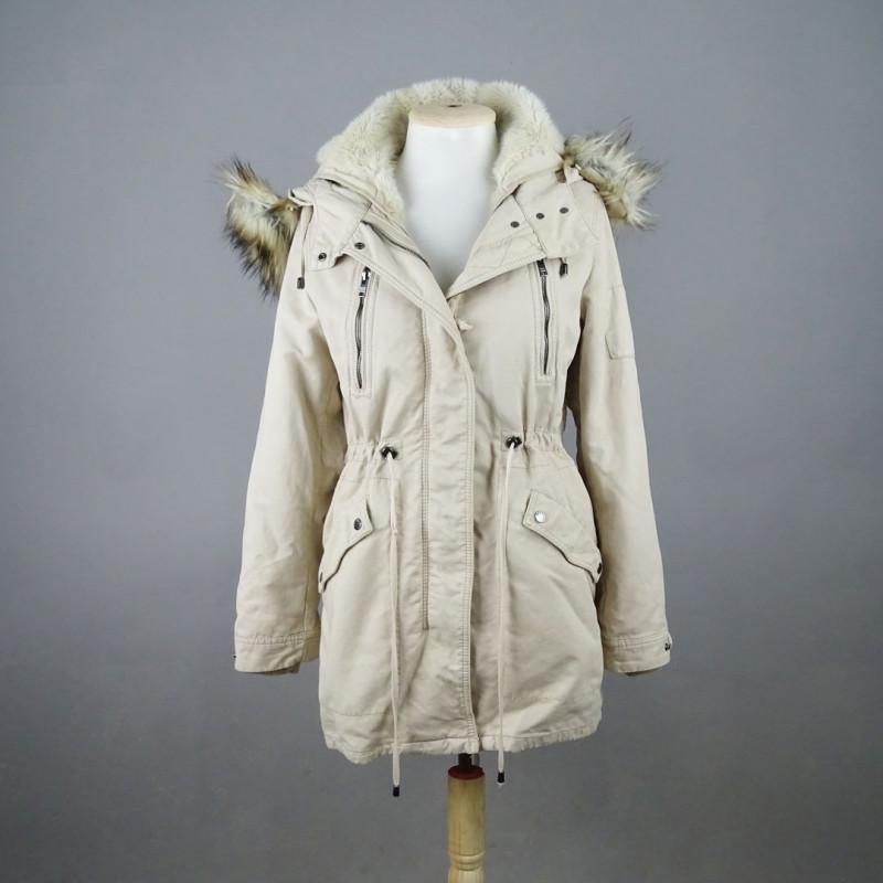 Manteau d'hiver L BERSHKA