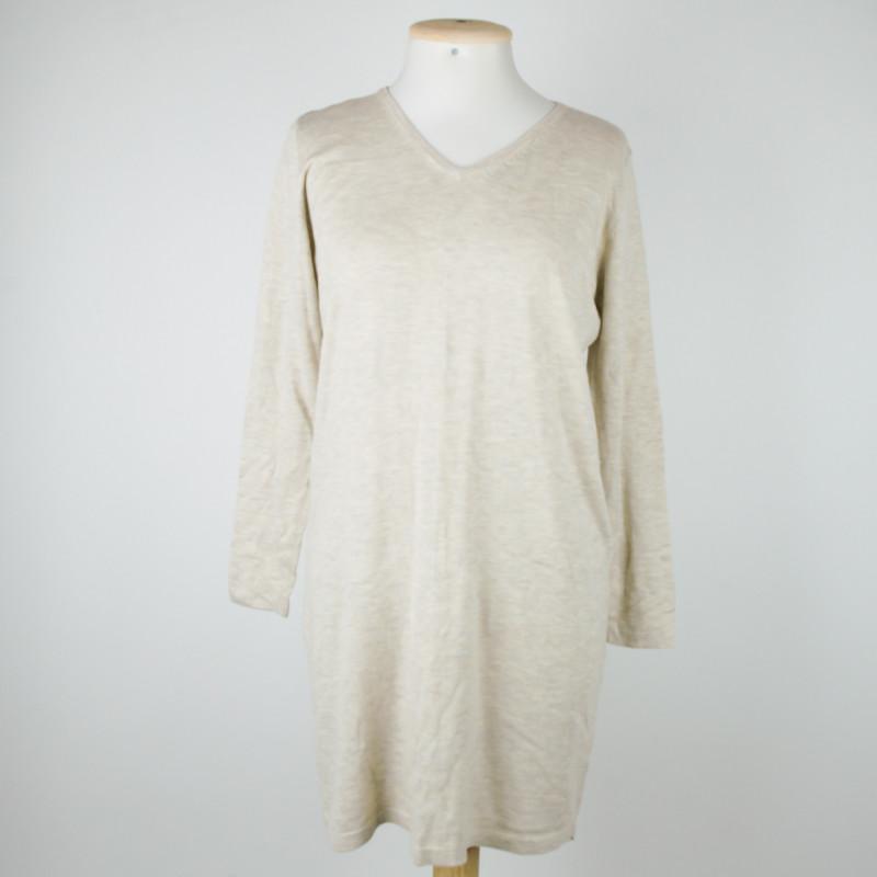 Robe chemise M MANGO