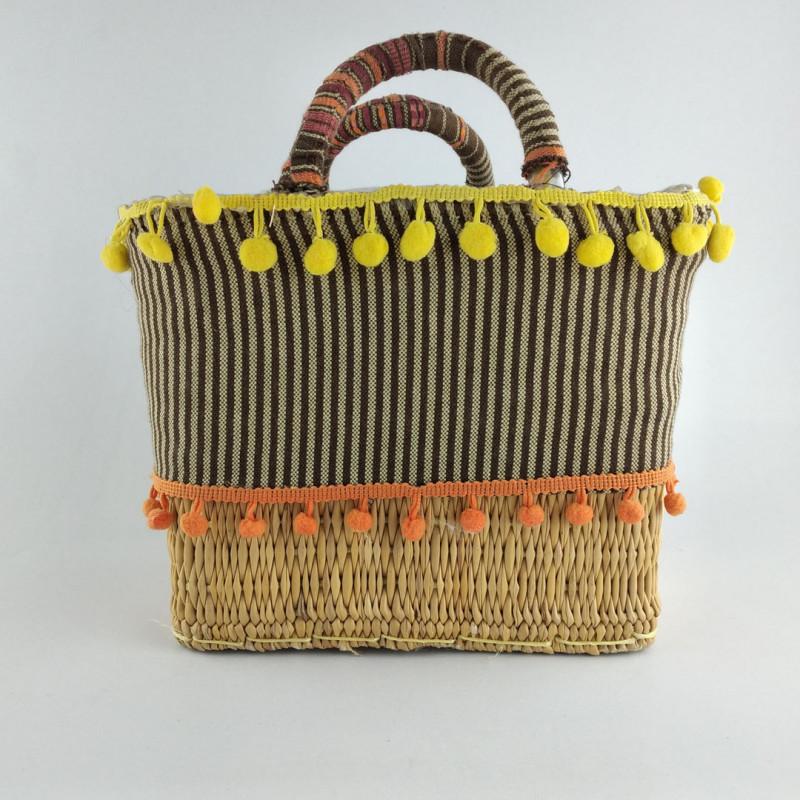 Couffin traditionnel Multicolore (SANS MARQUE)