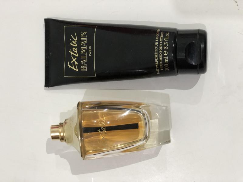 Coffret parfum Femme BALMAIN
