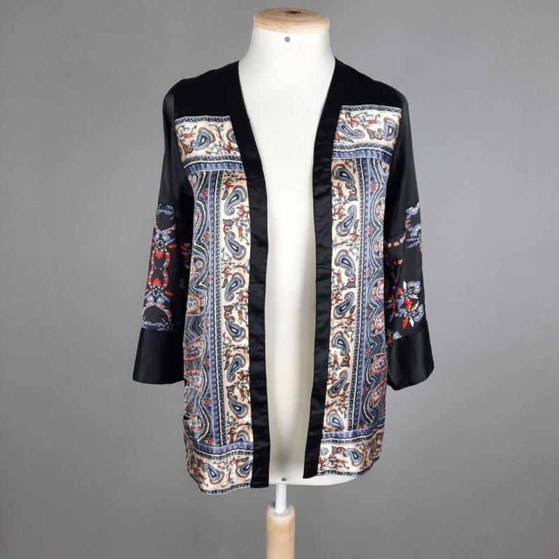Kimono 38 PEACOCKS