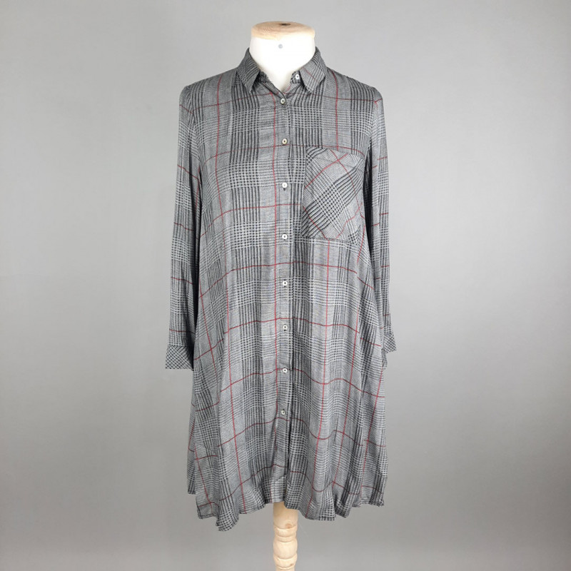 Robe chemise S STRADIVARIUS