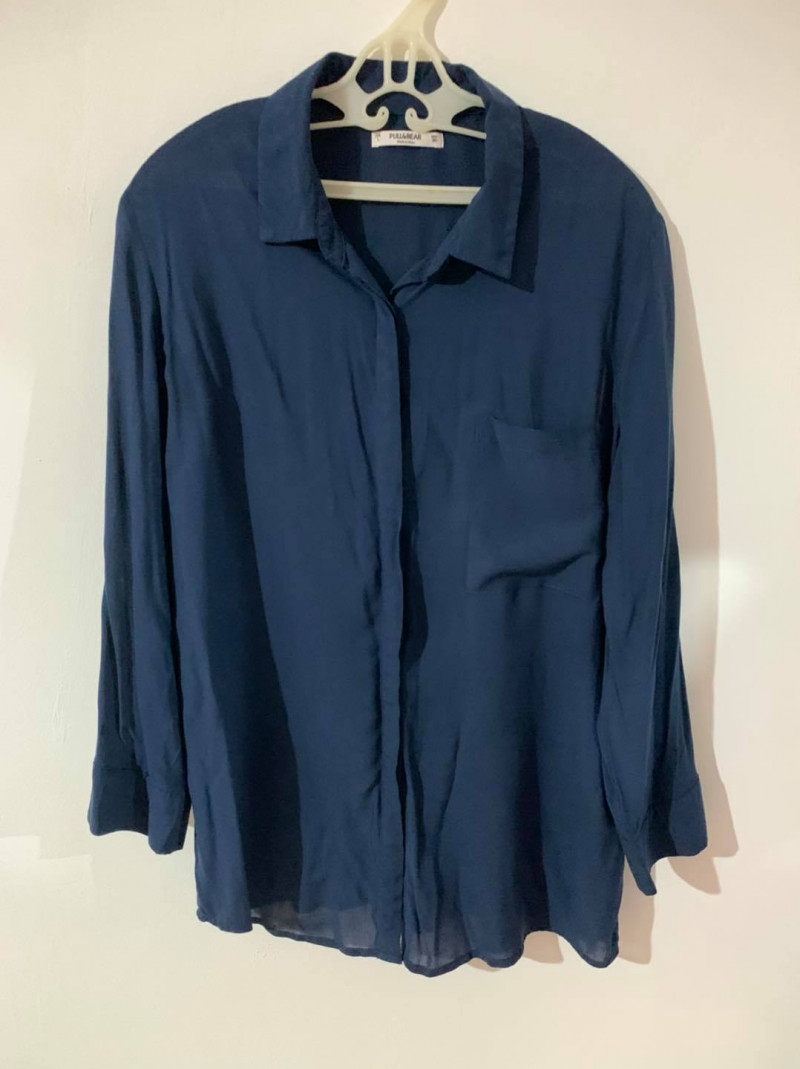 Chemise L PULL AND BEAR