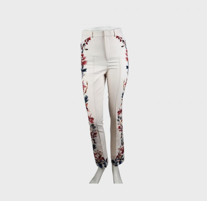 Pantalon droit S ZARA