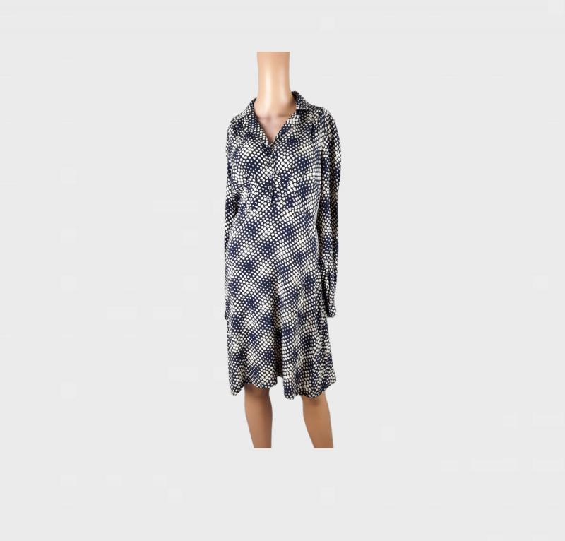Robe chemise S KINA LUIE
