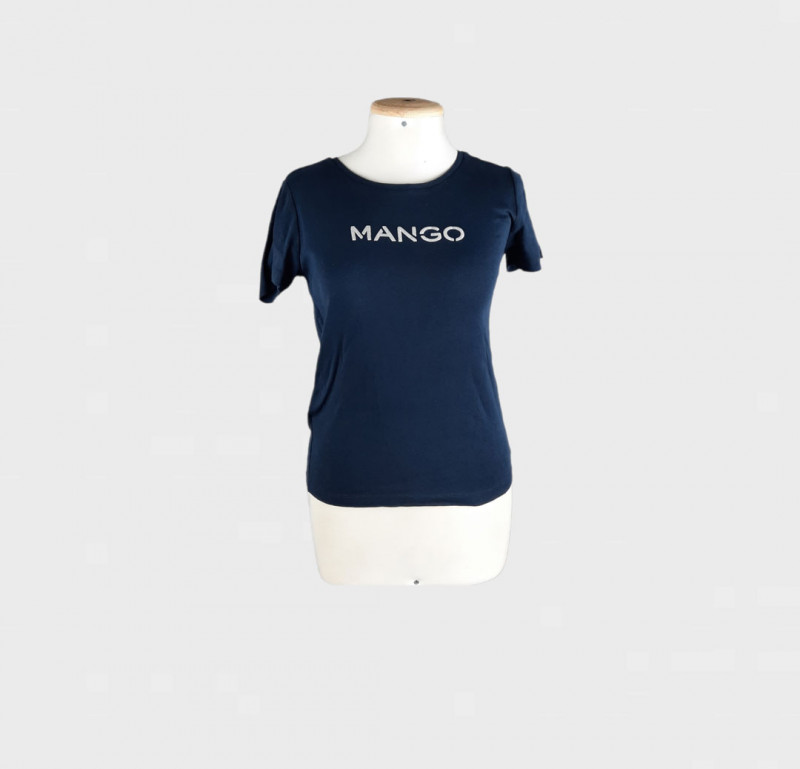 T-shirt M MANGO