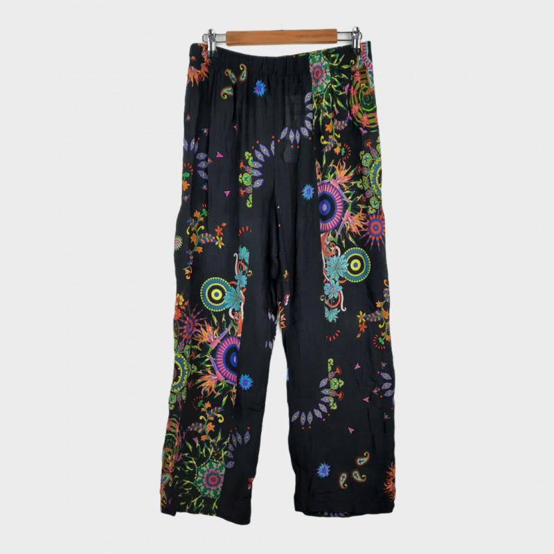 Pantalon large DESIGUAL
