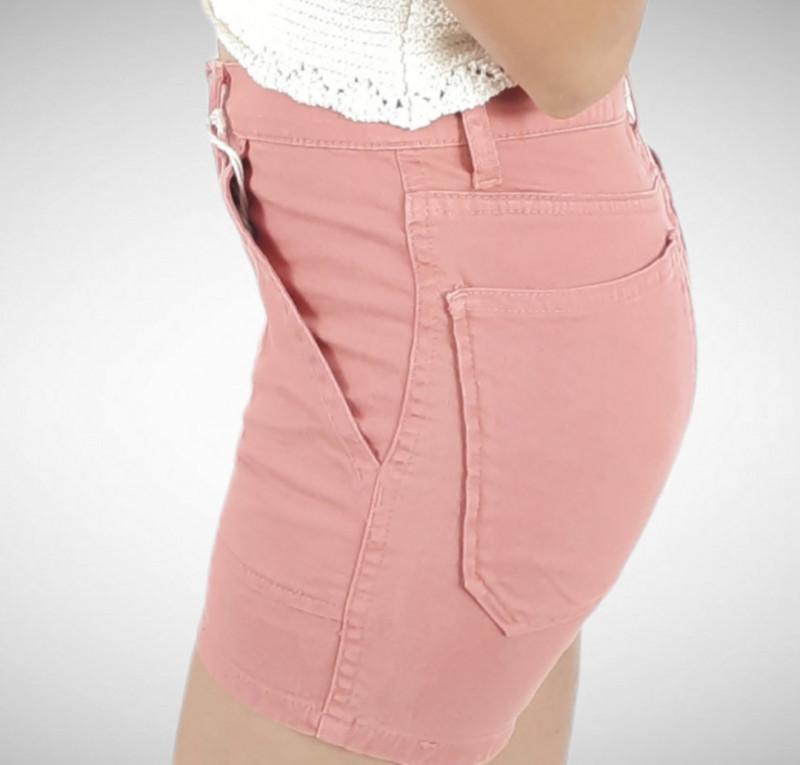 Short en jean (SANS MARQUE)