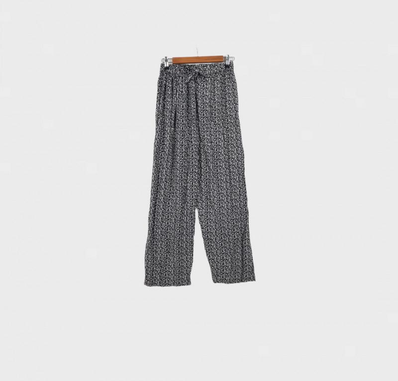 Pantalon large S (SANS MARQUE)