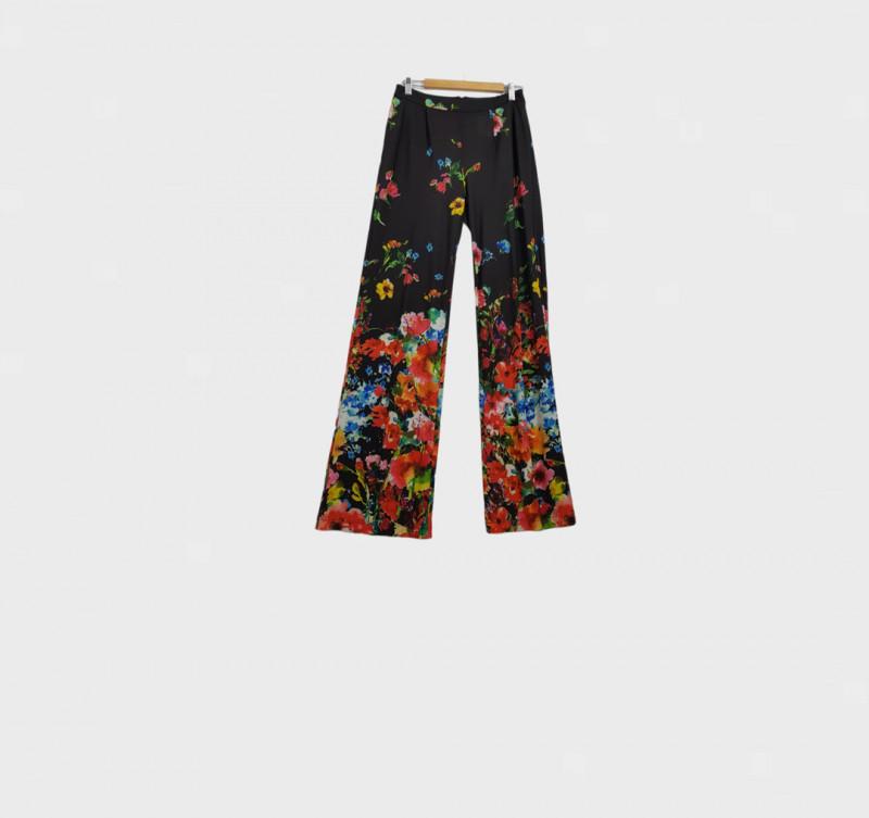 Pantalon large S MANGO