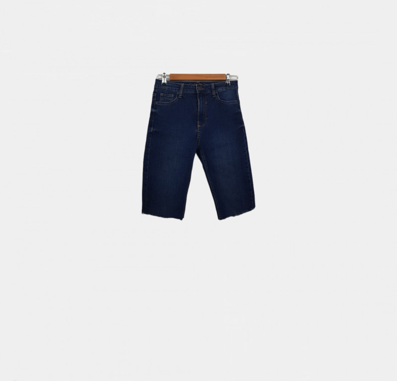 Short en jean 36 BERSHKA