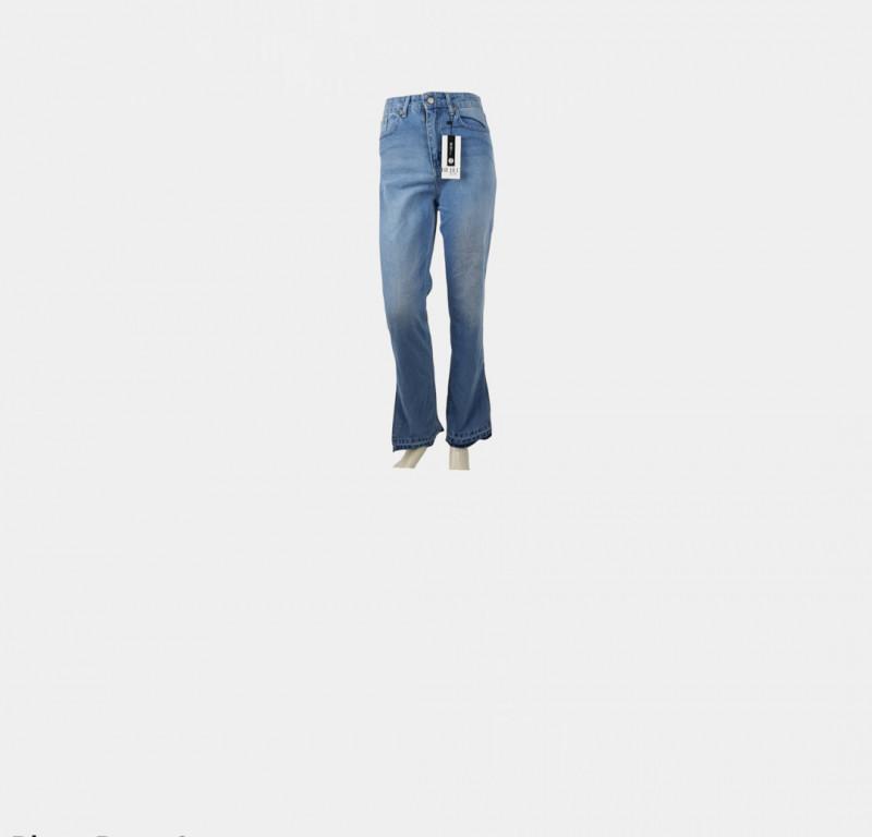 Pantalon large 36 BILBEC JEANS