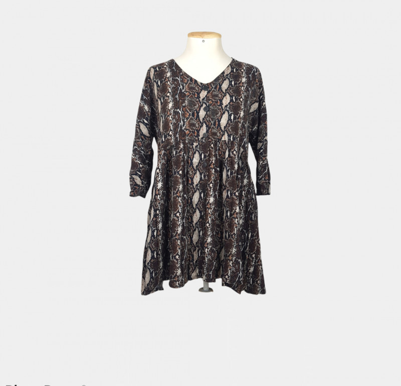 Robe courte L PULL AND BEAR