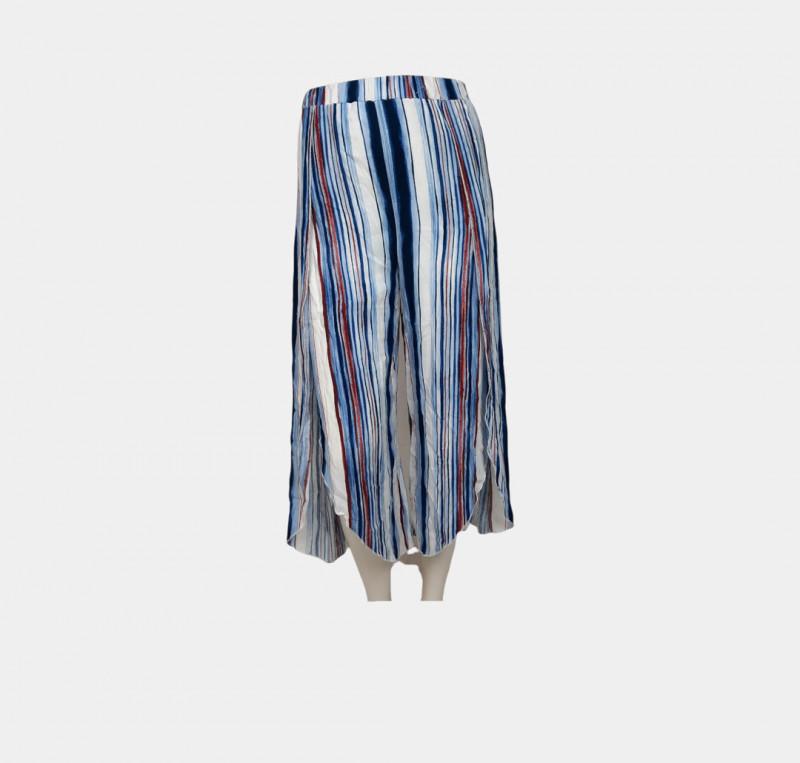 Pantalon large 38 (SANS MARQUE)
