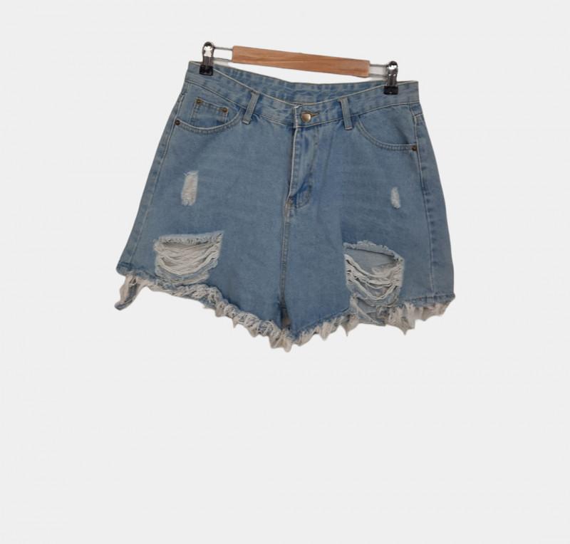 Short en jean XL (SANS MARQUE)