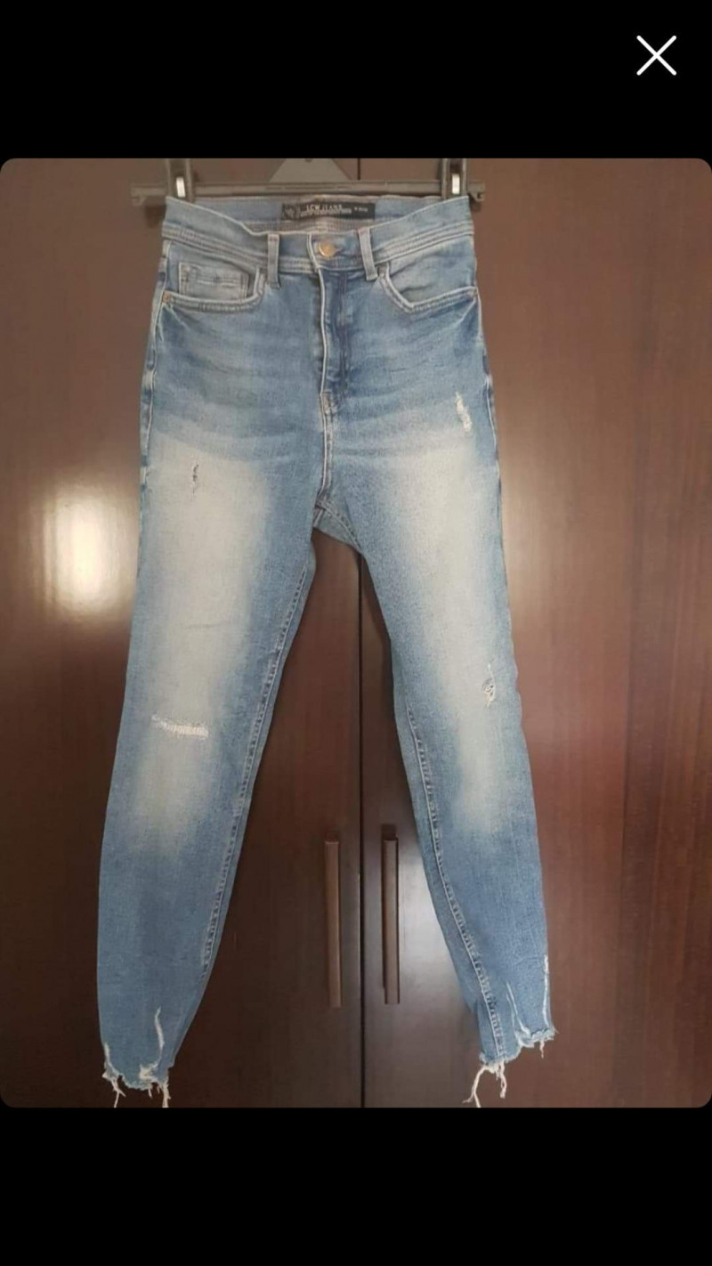 Jean 34 LCW CASUAL