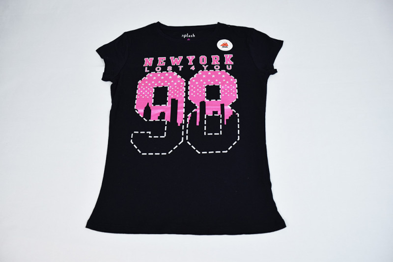 T-shirt 12-14 ans SPLASH