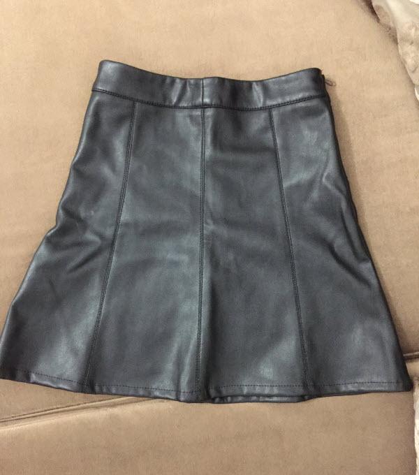 Mini-jupe XS (SANS MARQUE)
