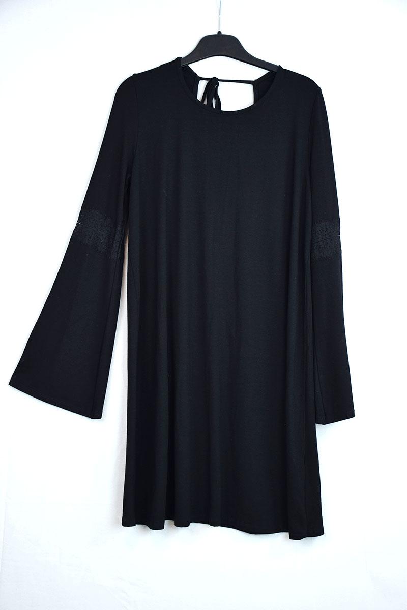Robe mi-longue L BERSHKA