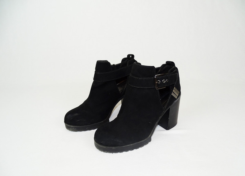 Bottines 38 PULL AND BEAR