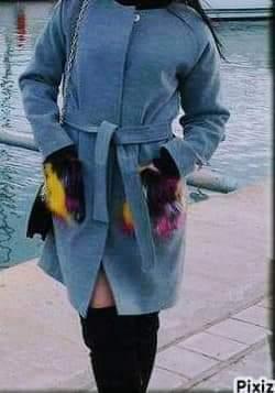 Manteau d'hiver 36 Y LONDON