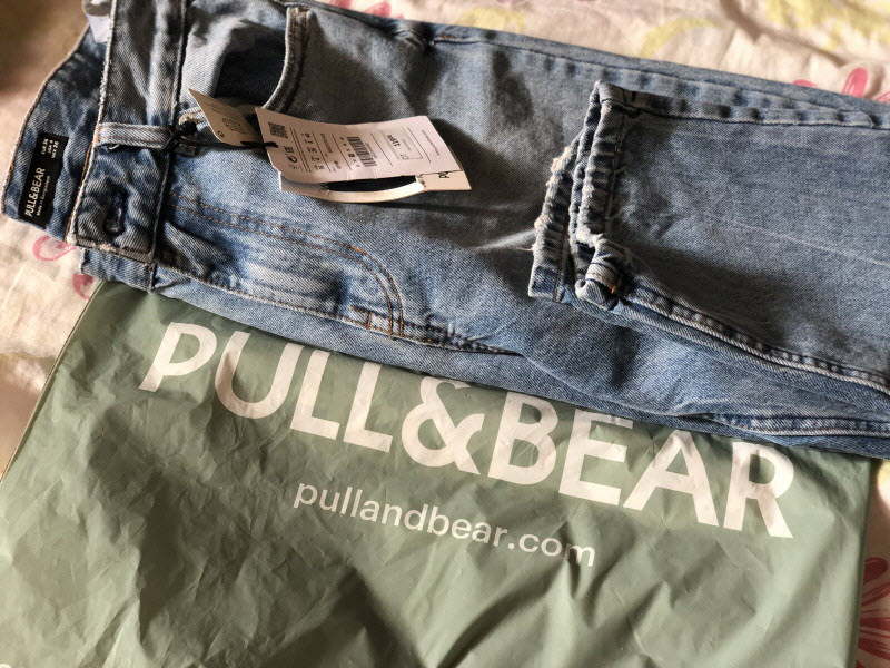 Jean 36 PULL AND BEAR