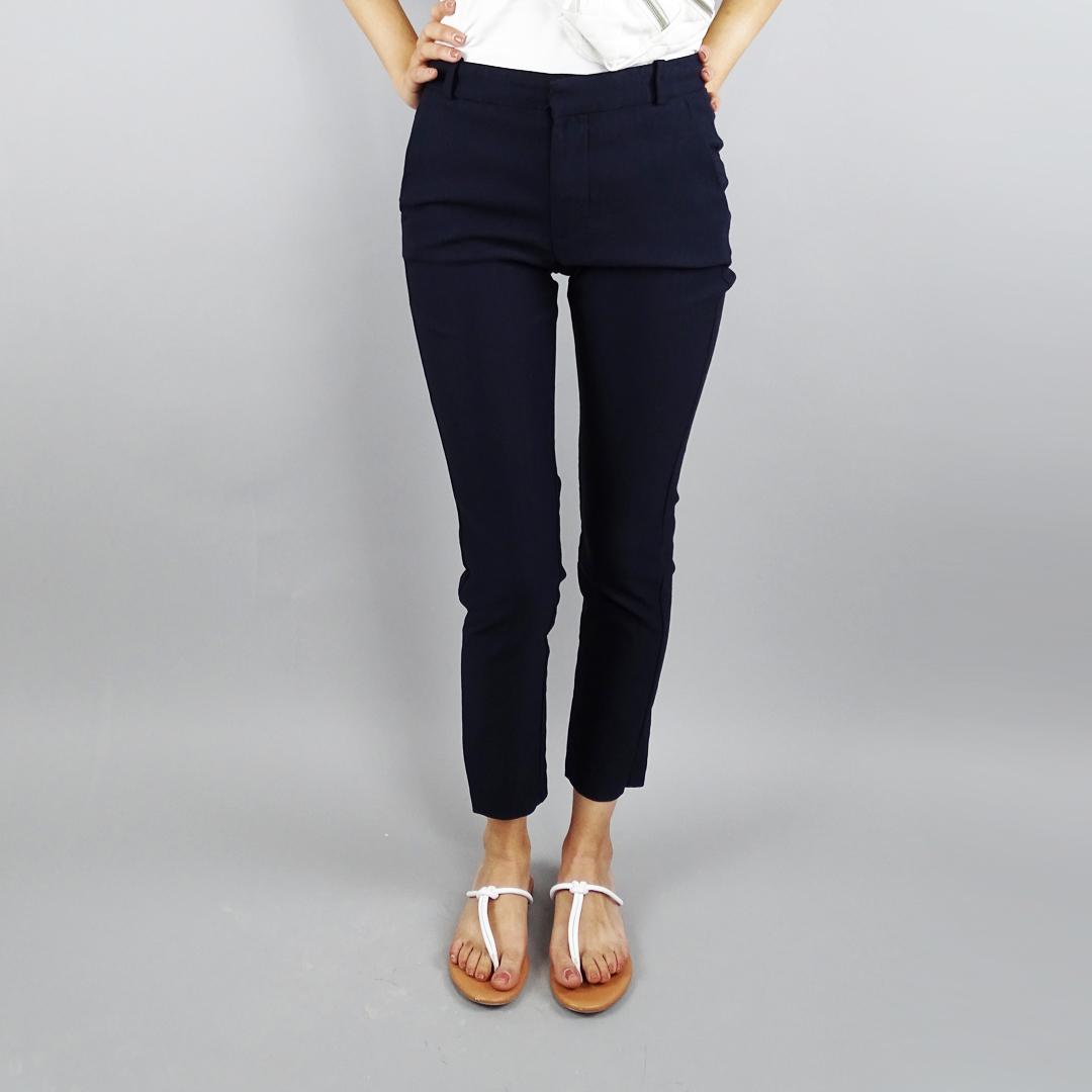 Pantalon droit 34 MANGO