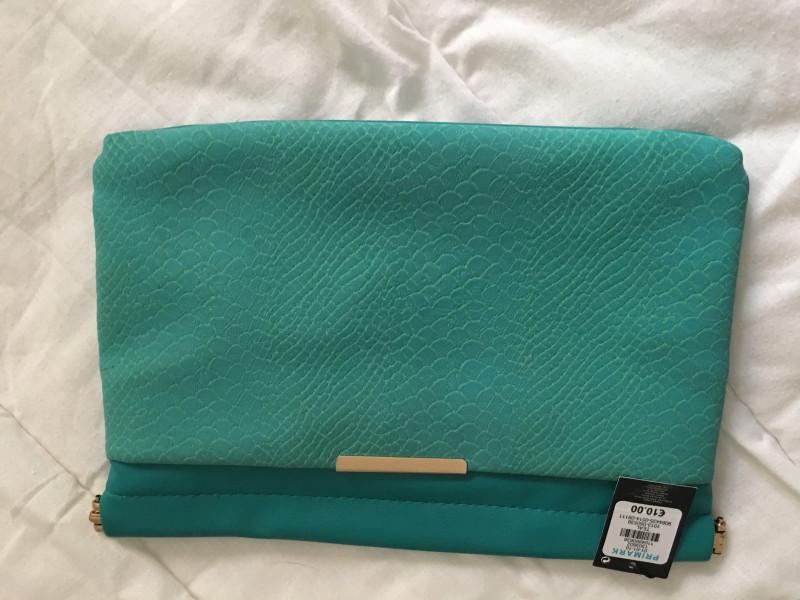 Pochette Turquoise PRIMARK