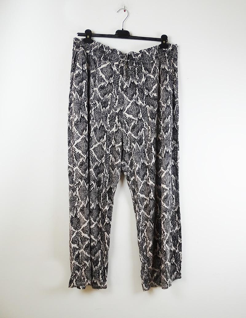 Pantalon large XL H&M