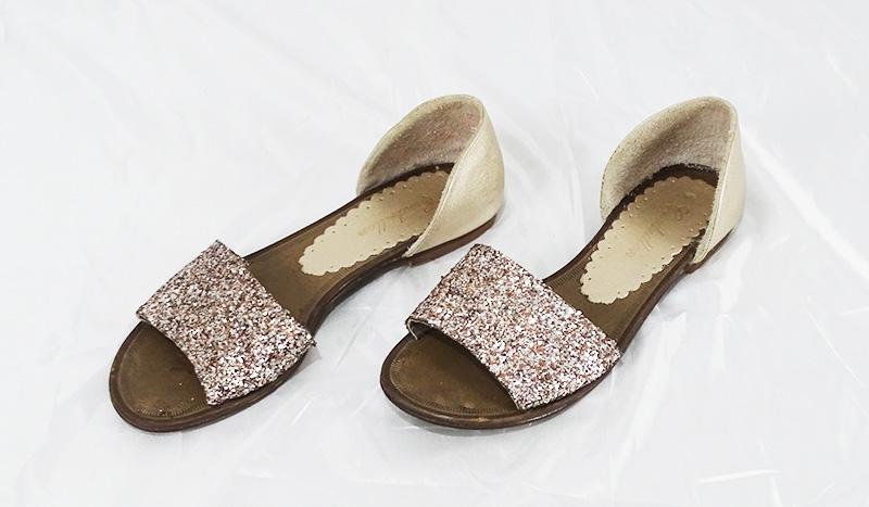 Sandales 38 CENDRILLON