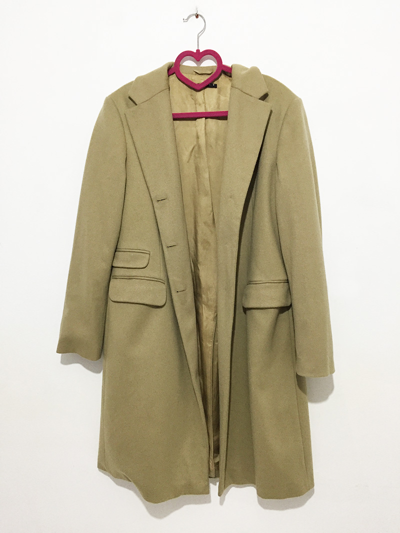 Manteau d'hiver 44 SISLEY