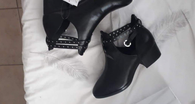 Bottines 37 H&M