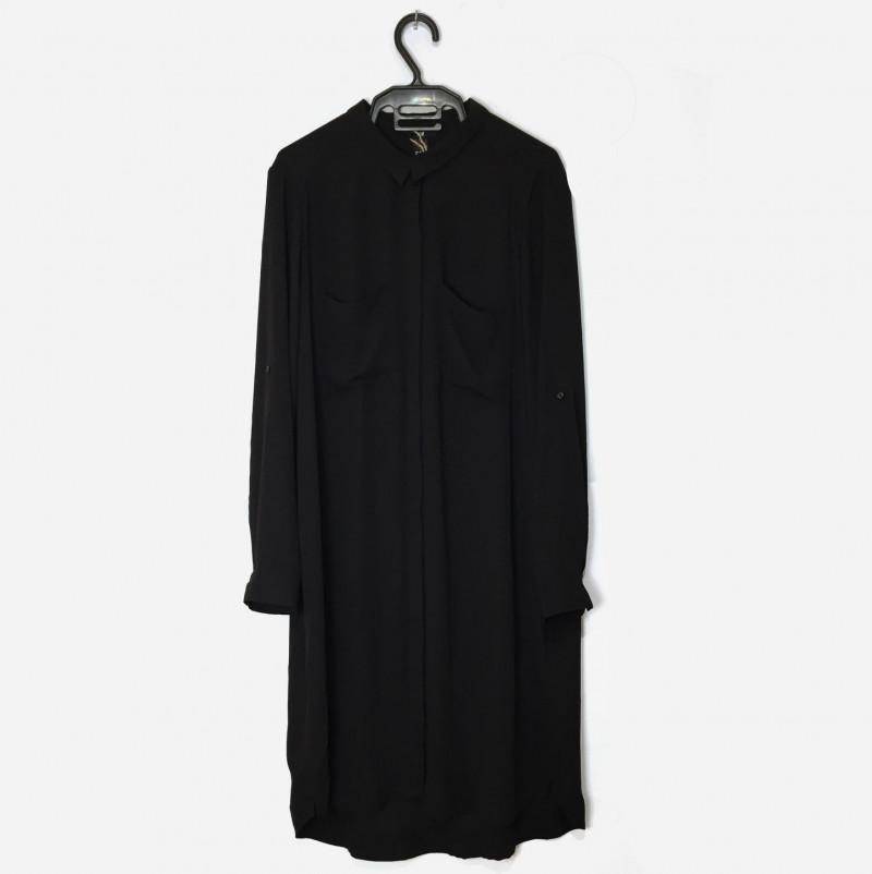 Robe mi-longue XXL H&M