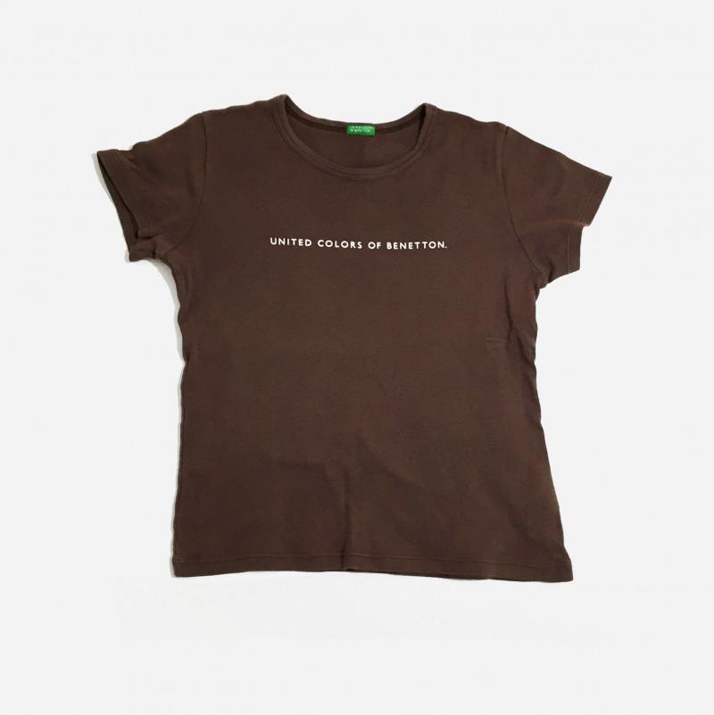 T-shirt 8-10 ans BENETTON
