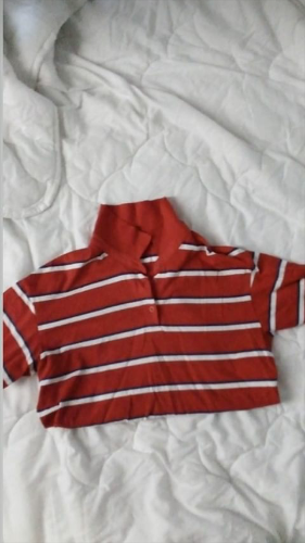 T-shirt manches courtes M BERSHKA