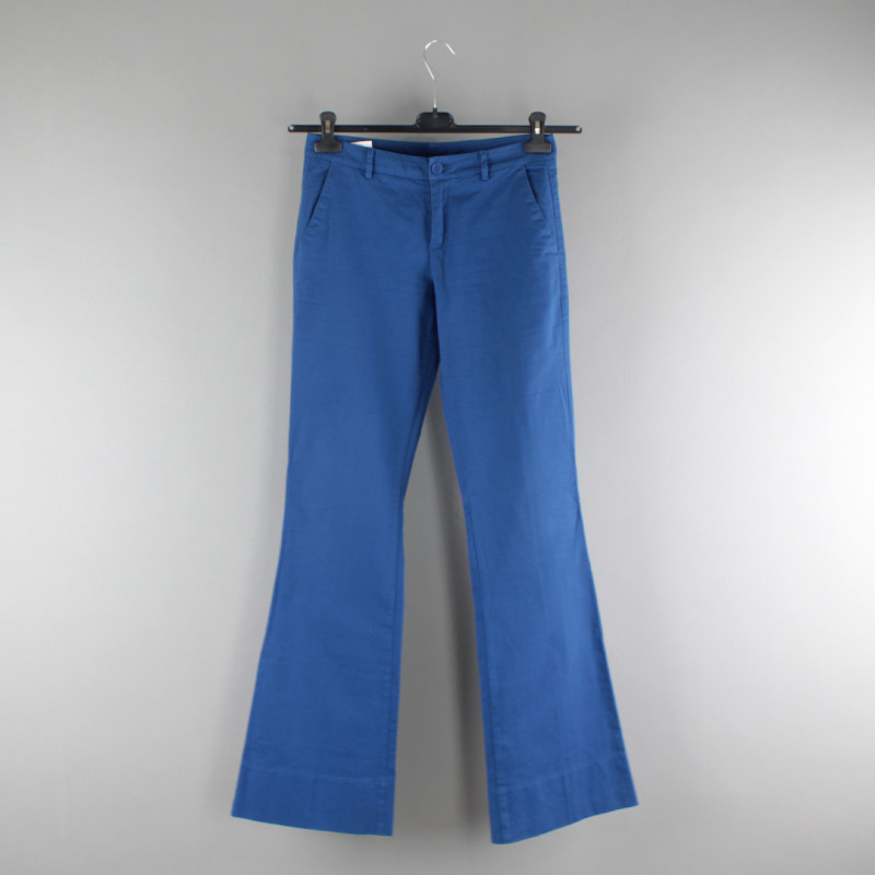 Pantalon large 42 BENETTON