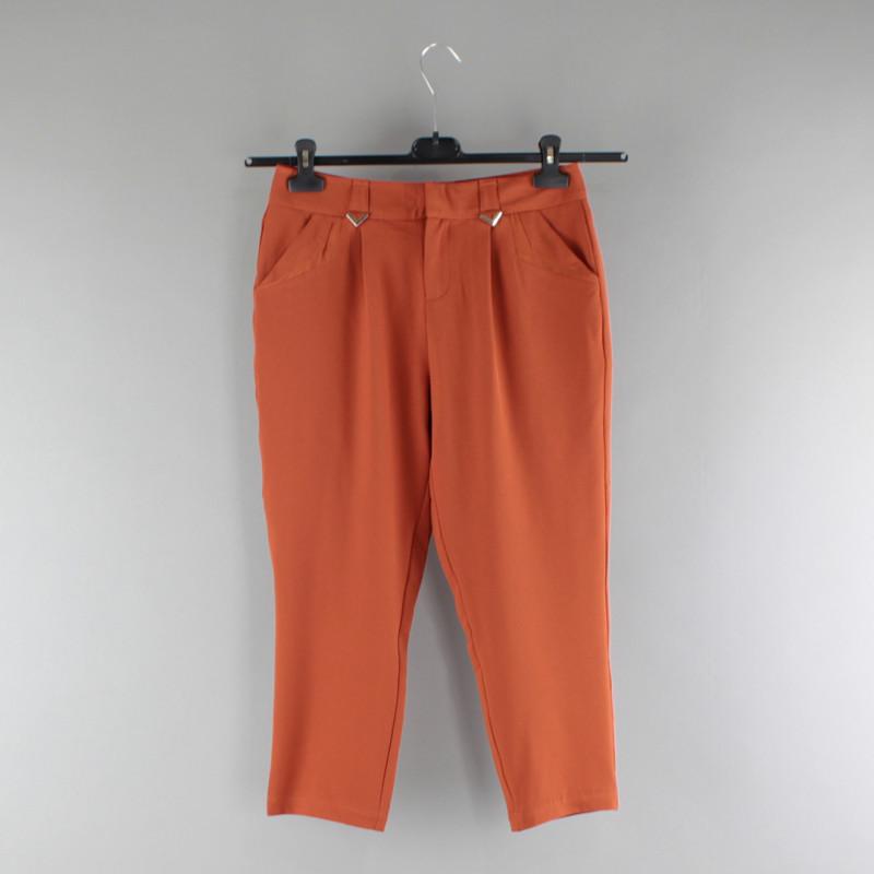 Pantalon droit 38 VERO MODA