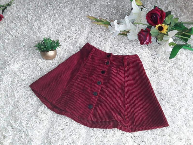 Mini-jupe S BERSHKA