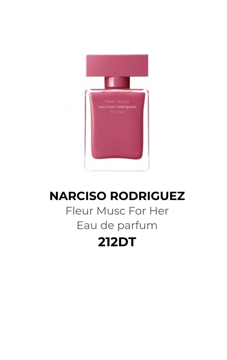 Eau de parfum Femme NARCISO RODRIGUEZ