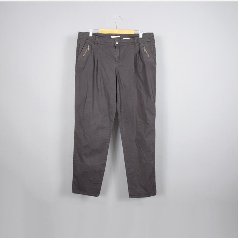 Pantalon large 46 CAMAIEU
