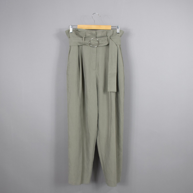 Pantalon large 38 MANGO