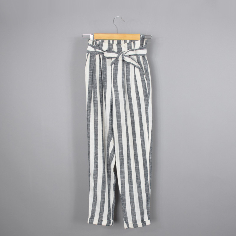 Pantalon large XS BERSHKA