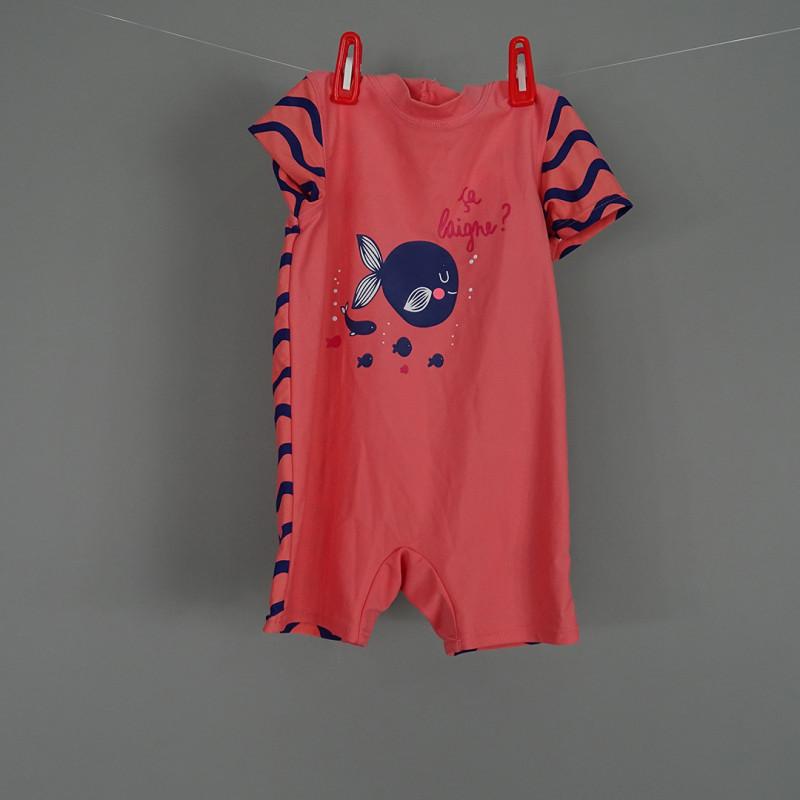 Vêtement de plage 2-4 ans (SANS MARQUE)