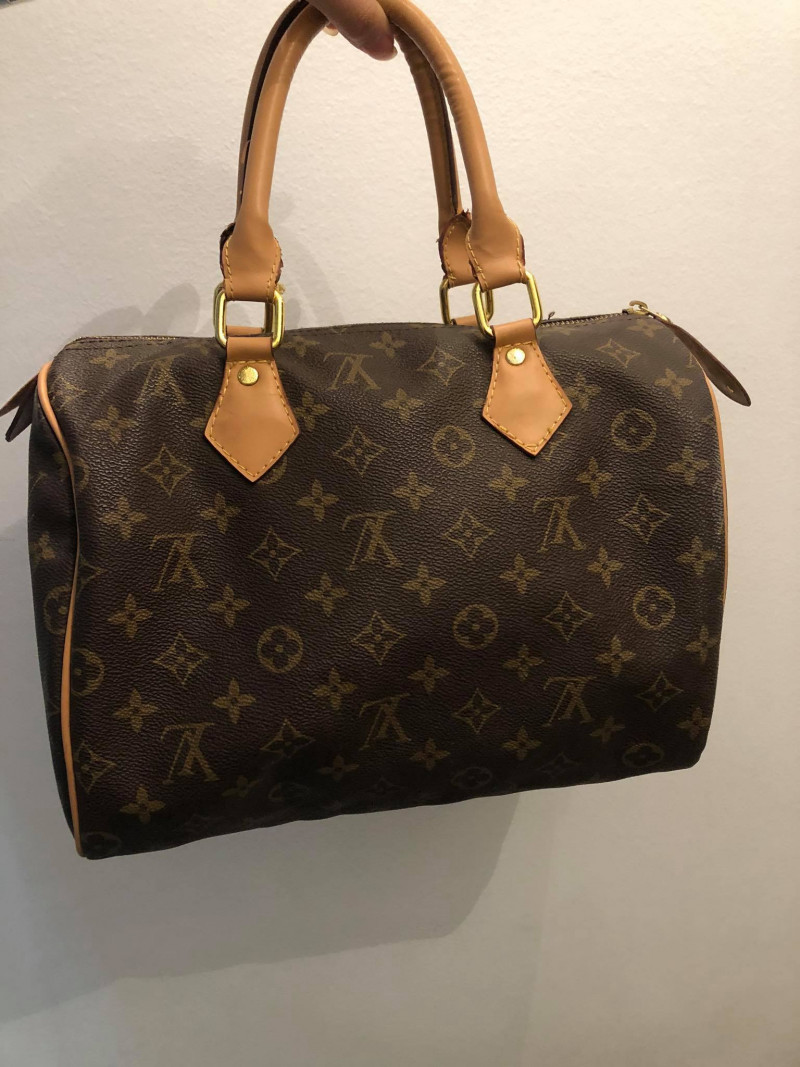 Sac à main Marron LOUIS VUITTON