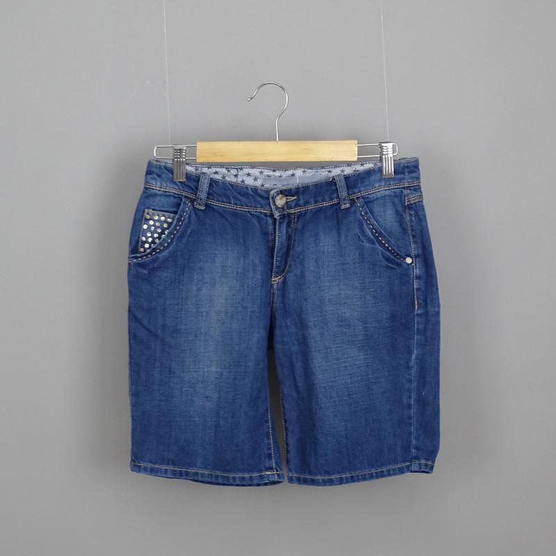 Short en jean 36 IKKS