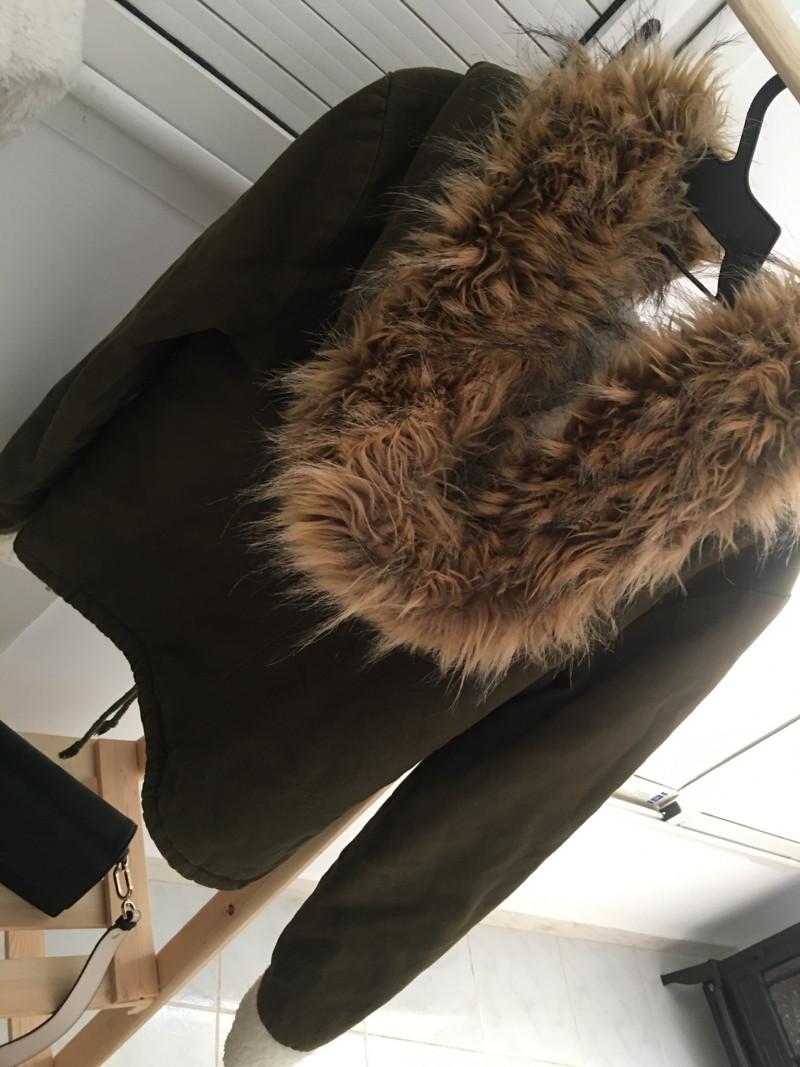 Manteau d'hiver 36 SHELN