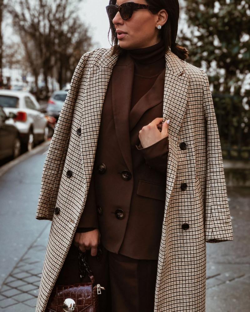 Manteau d'hiver 38 H&M