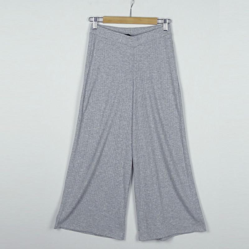 Pantalon large M STRADIVARIUS