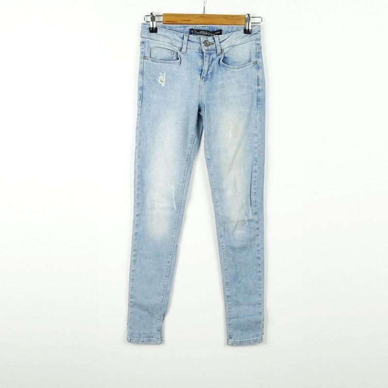 Pantalon slim 34 LC WAIKIKI